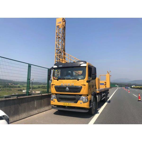江州18米橋檢車租賃一周內上升