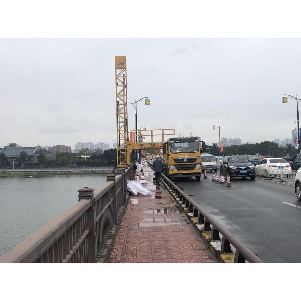河源橋梁補修車出租大跨度施工