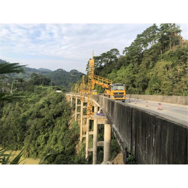 株洲市天元桥梁检测车租赁公司桥梁养护加固