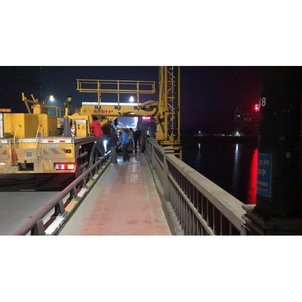 梧州22米橋檢車租賃助力值