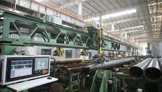 我公司产品广泛应用于石油(炼油),核电,化工,冶金,城市燃气热力管网