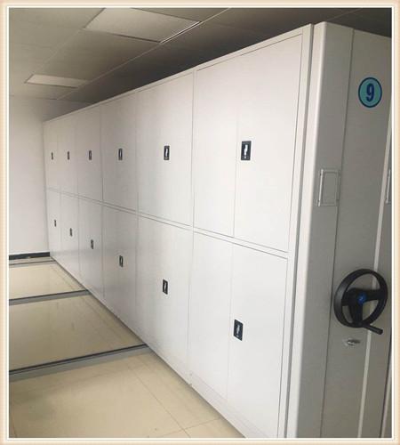 大同手动密集柜改造