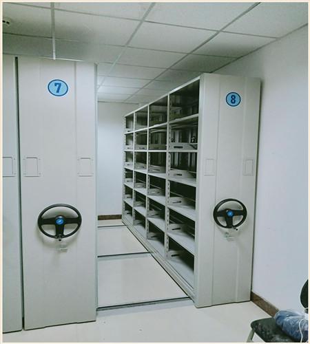 梧州档案库房密集柜行业
