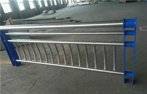 日照安装不锈钢复合管护栏