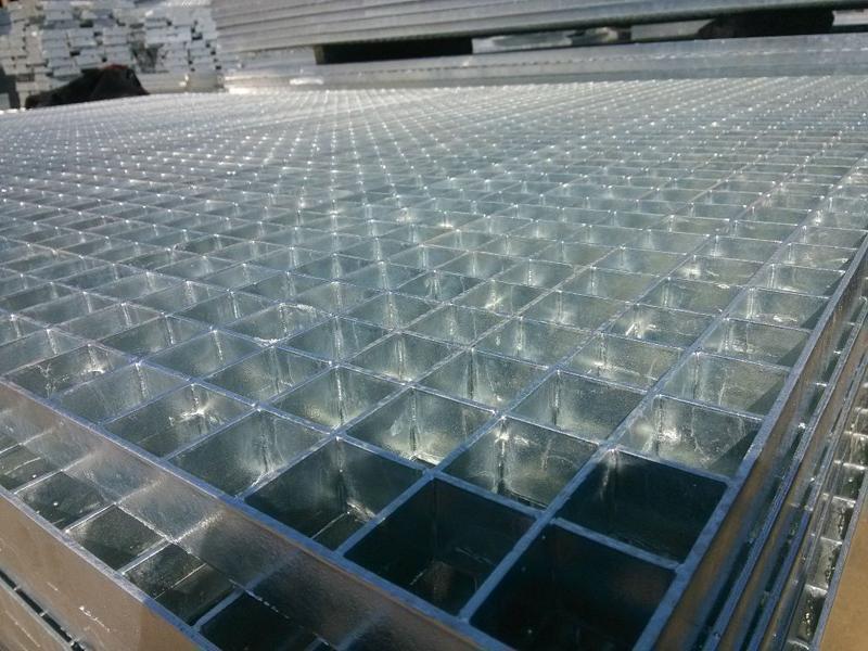 呼和浩特隐形井盖平台钢格板厂家制造