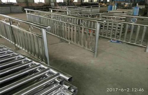 临汾不锈钢复合管桥梁护栏生产线