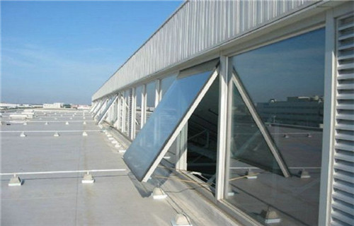 克拉玛依屋顶通风气楼生产线