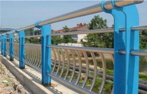 绵阳不锈钢复合管桥梁栏杆厂焊接安装