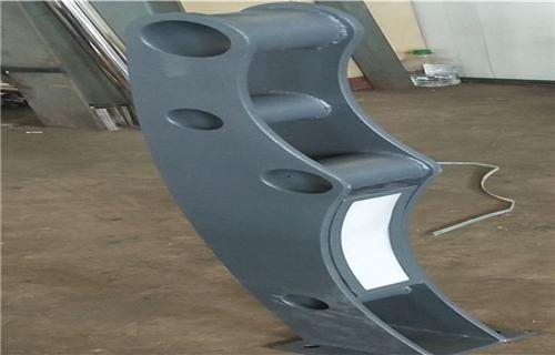 桂林q235钢镀锌钢板立柱切割厂