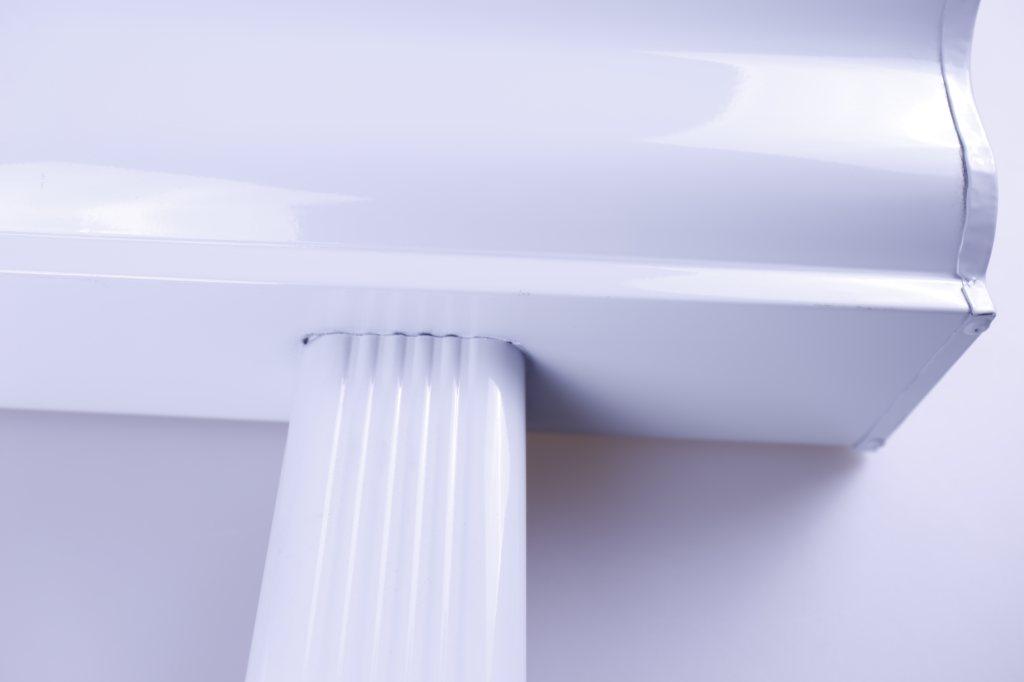 衡水成品铝合金檐槽多少钱