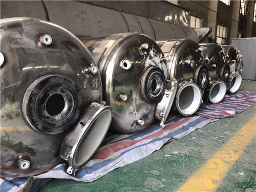 淮南钢衬聚四氟乙烯贮槽钢衬F4贮槽资质齐全