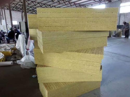 张掖憎水岩棉板工业建筑岩棉板