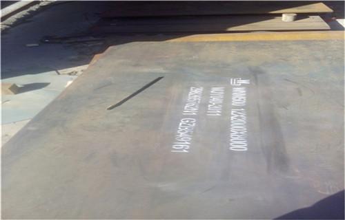 呼伦贝尔耐磨钢板MN13推荐