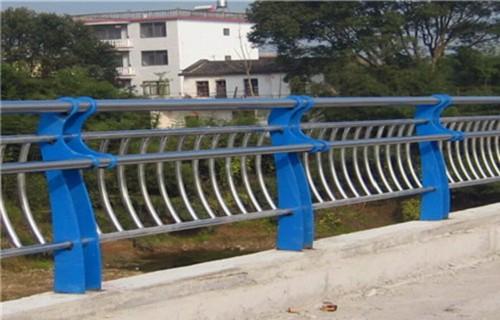 山东桥梁防撞护栏加工定做