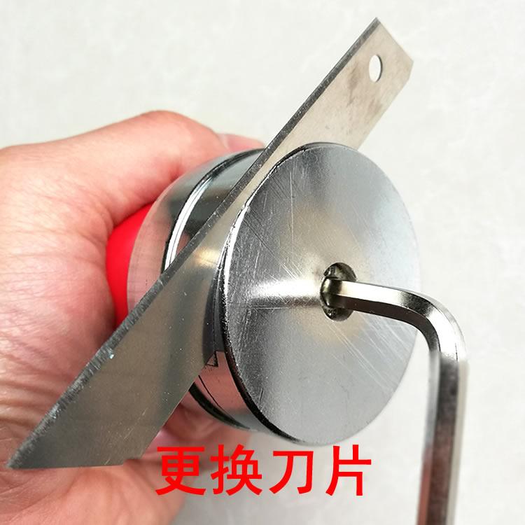 郴州免漆生态板封边条修边器手动修边器