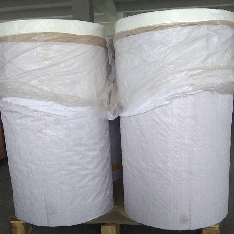防油纸蜡光纸卷筒本白半透明纸