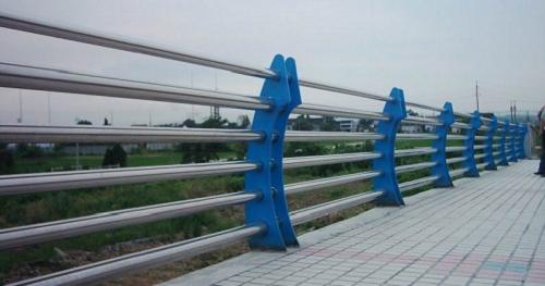 青海景观护栏焊接安装