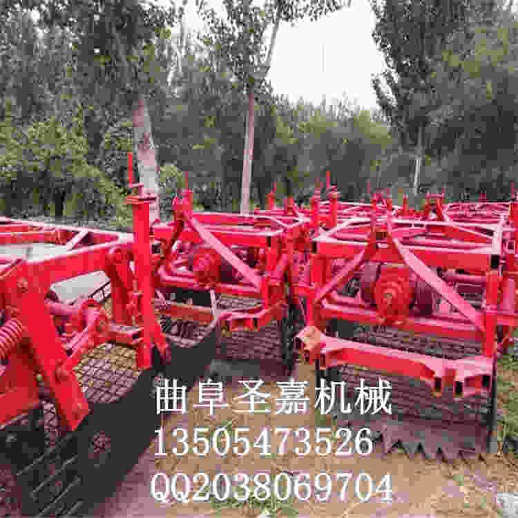 铜川黄芩材收获机 新型板蓝根材收割机报价