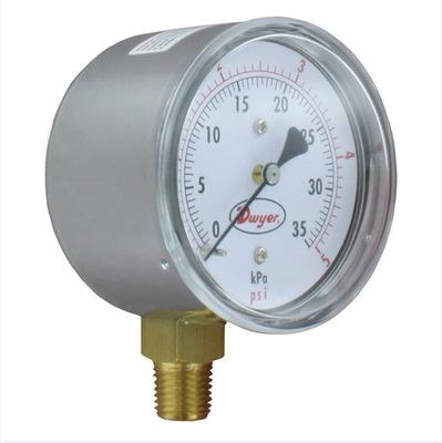 德威尔 LPG系列指针差压表