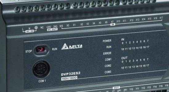 威海台达PLC代理32ES2