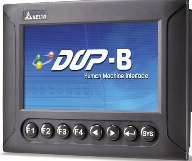 济宁台达触摸屏代理DOP-B