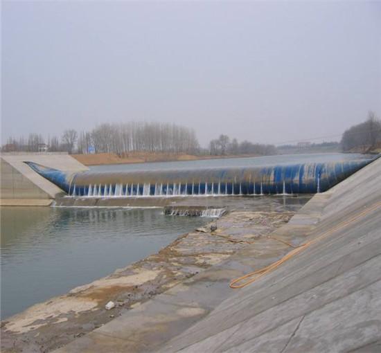 橡胶坝坝袋安装施工技术探析