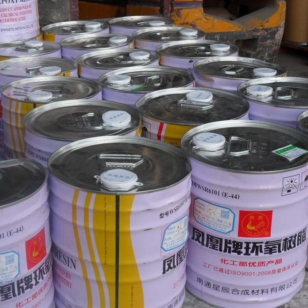 西宁 厂家直销 凤凰6101环氧树脂 防腐涂料