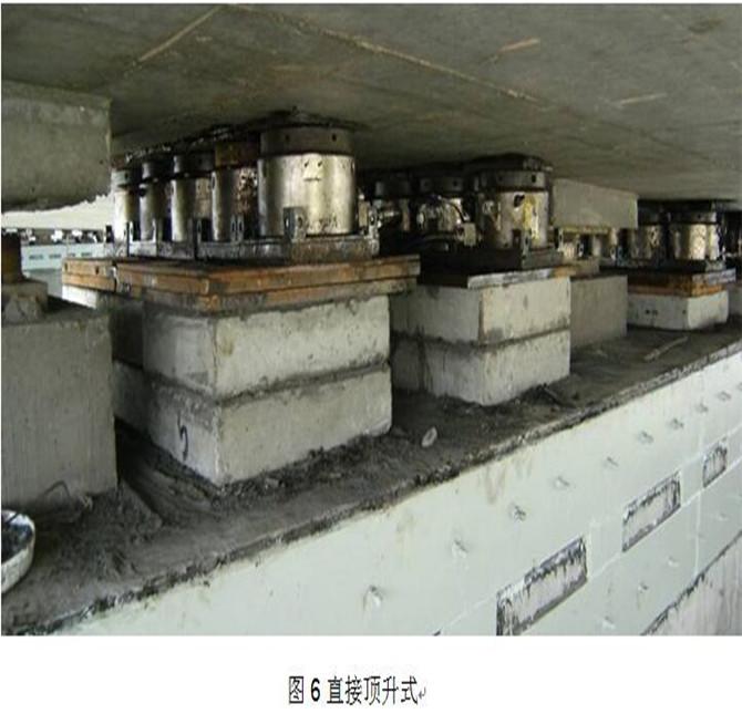 怎样更换桥梁支座盆式橡胶支座更换方案