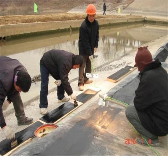 橡胶坝怎么修补专业施工队——聚诚值得托付
