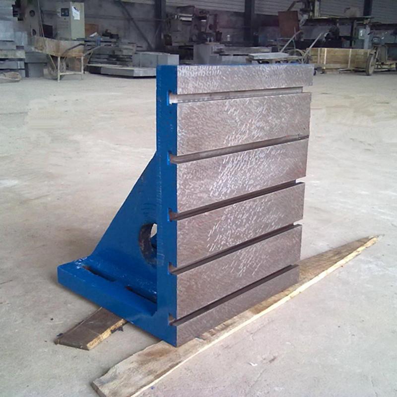 厂家供应 铸铁弯板 测量弯板 直角靠板