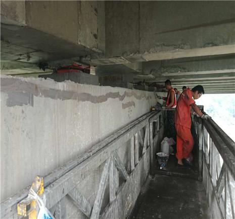 桥梁加固修补-裂缝修补