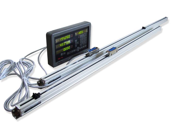 大型落地镗铣床光栅尺数显改造