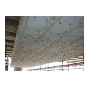 桥梁粘钢板加固_钢板加固方案