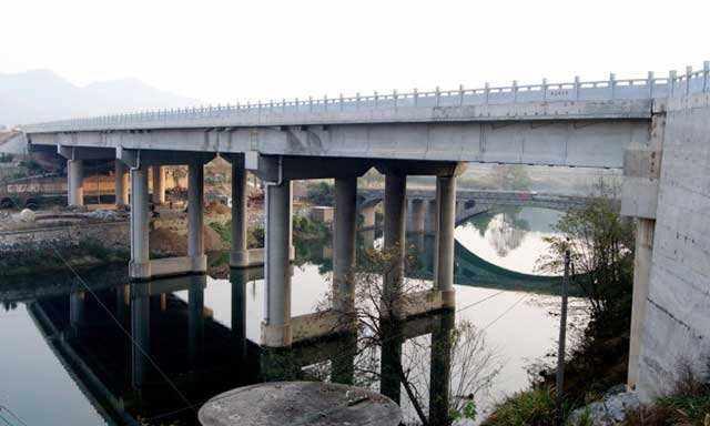 桥梁加固旧桥加固类型有哪些