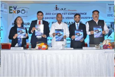 2019年印度国际电动车及新能源汽车展览会
