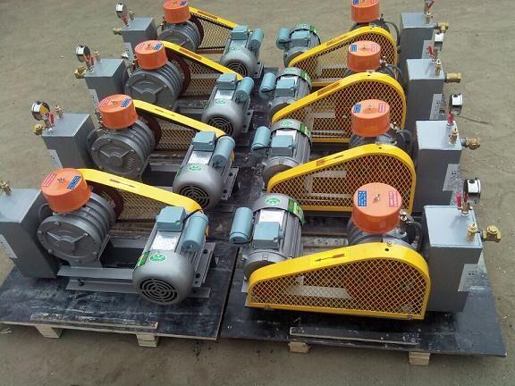 韩国采购污水处理回转式鼓风机