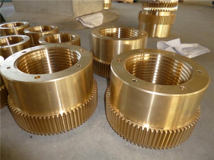厂家直销轧机配件铝青铜压下螺母
