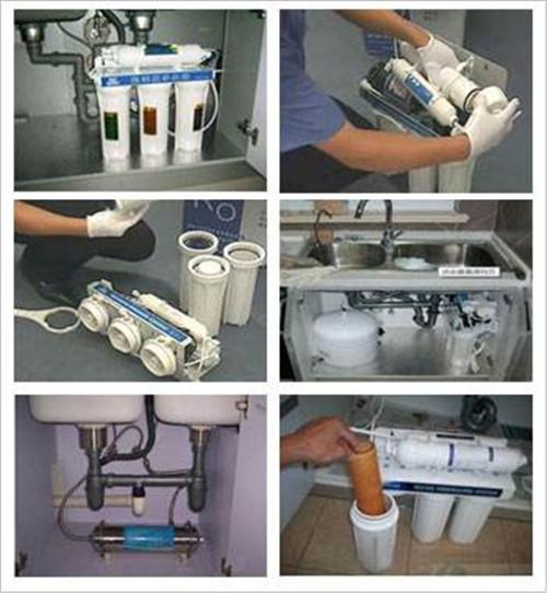 聊城开发区换滤芯净水器