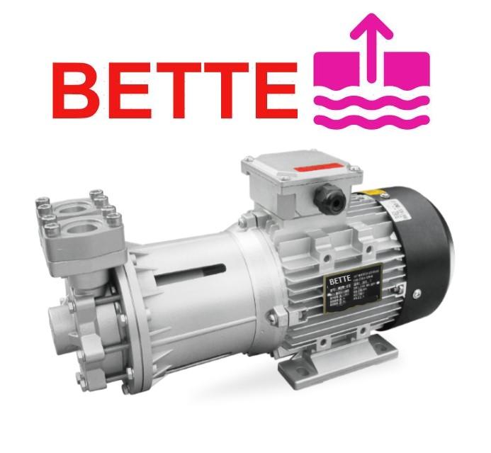 德国BETTE贝特磁力驱动热水旋涡泵